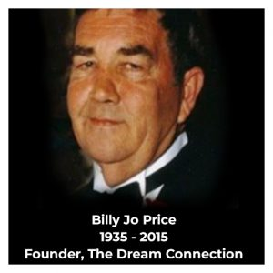 B.J. Price, Founder of the Dream Connection